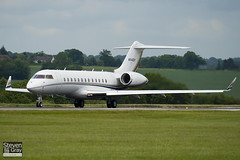 N540CH - 9055 - Private - Bombardier BD-700-1A10 Global Express - Luton - 100608 - Steven Gray - IMG_3485