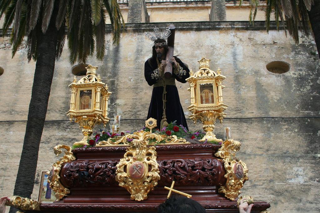 Nuestro PadreJesús del Silencio. Sanlúcar de Barrameda
