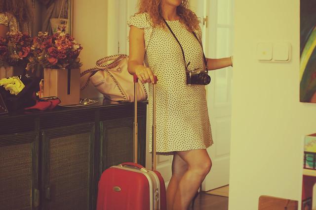 Saliendo de casa