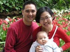 Three of us at Phipps