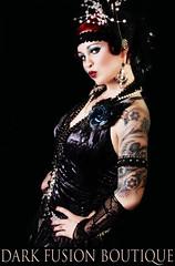 Dark Fusion Boutique: Amy Elle Bordeaux (lulu pix) Tags: portrait fashion dark portland pretty handmade gothic tribal renee boutique portlandia pdx etsy lucretia rathmann lucretiarenee darkfusionboutique reneerathmann httpwwwetsycomshopdarkfusionboutique amyellebourdeaux