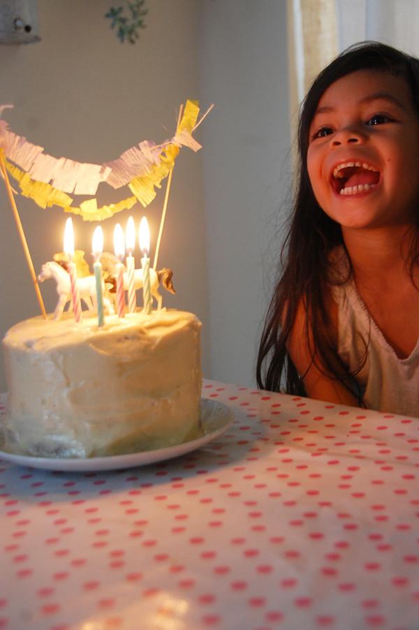 her 5th birthday wish