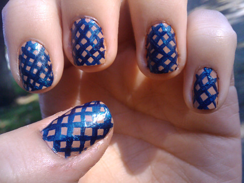 lattice nails