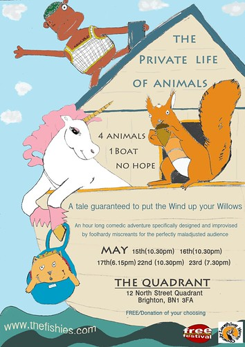 The private Life of Animals