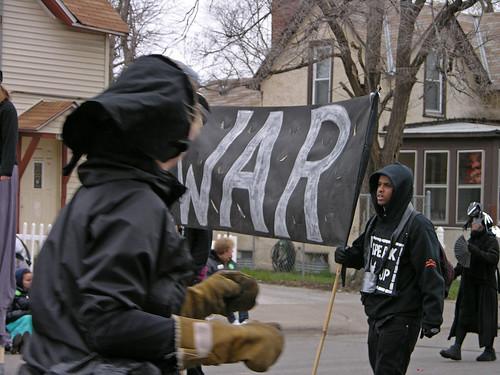MayDay 2011 War