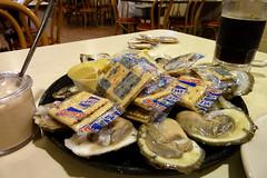 oysters on the half shell (skippy haha) Tags: train neworleans alabama crescent amtrak tuscaloosa damage jazzfest tornado skippyhaha
