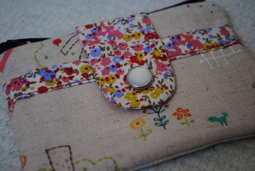 zippy wallet by Handmade at home