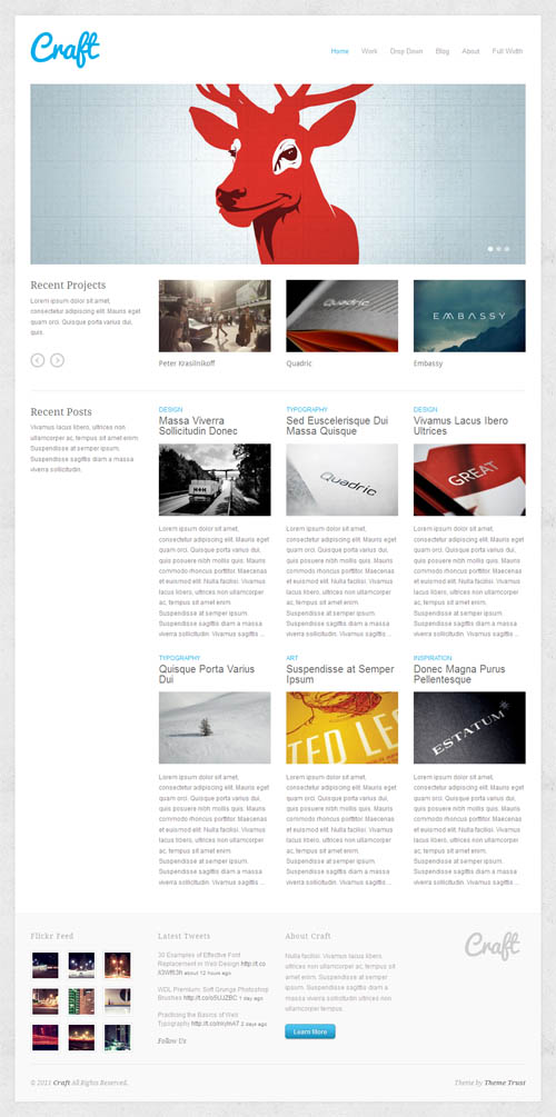 craft-wordpress-theme