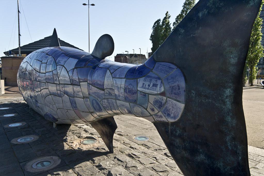 The Big Fish (Salmon of Knowledge)