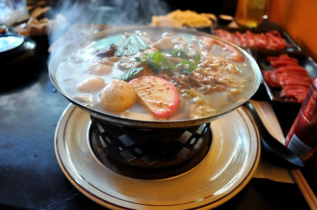Boiling Point 7 - Hot pot (top view)