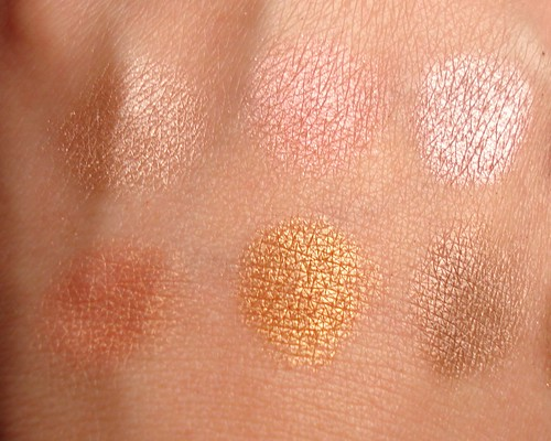 Inglot Swatches