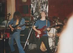 Herma Klub Arkadia Praha 1994 bez basy (DanSyrovy) Tags: hermaphrodit satanchist