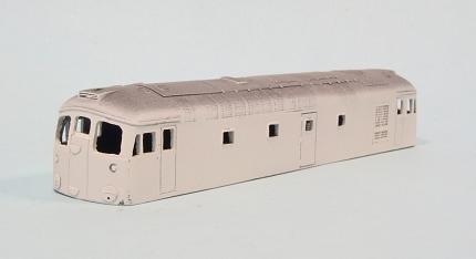 Class 26 body - white