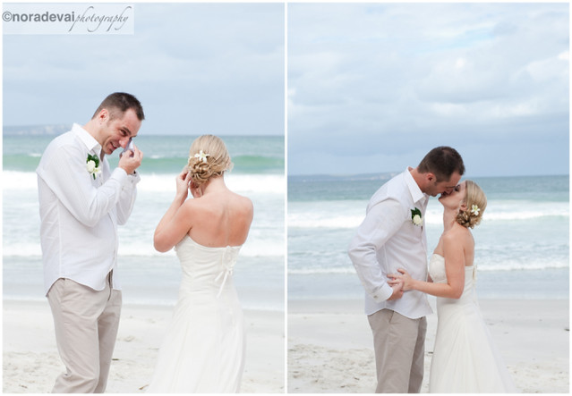 Jervis Bay Beach wedding 133