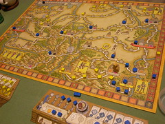 ハンザ・テウトニカ、ゲーム終盤の風景