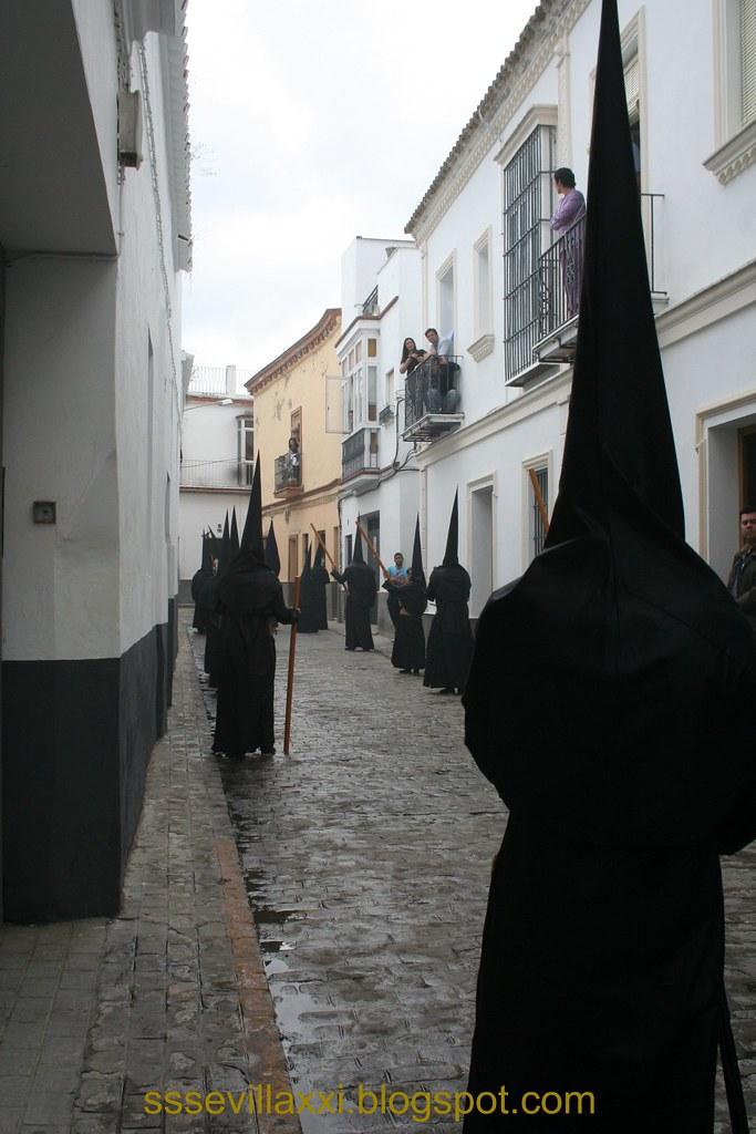 Silencio en Sanlúcar de Barrameda