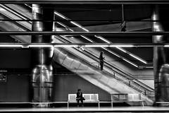 Estación de Las Tablas (Fabio McCaree) Tags: madrid underground 18 50 d700