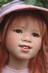 Catti by Annette Himstedt (2007) (Airelda) Tags: doll catti himstedt annettehimstedt puppenkinder