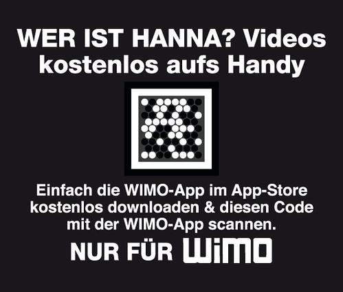 Wer ist Hanna WIMO