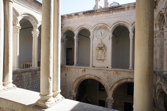 Dubrovnik - Rector's Palace inside