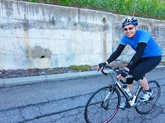 JC all smiles (celestialpilgrim) Tags: cycling switzerland anton villeneuve vaud jeanchristophe coldechaude