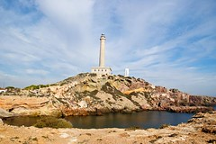 Cabo de Palos ( Angeles Antolin ) Tags: espaa lighthouse de faro spain cabo angeles murcia palos antolin hoyos
