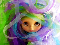 ribbons and a blythe