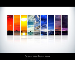 Spectrum of the Sky - White Edition (Dominic Kamp) Tags: original wallpaper sky white spectrum version clean edition dominic kamp