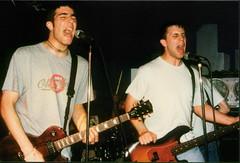Cable, live (Pix of ChangeZine) Tags: show seattle newyork seaweed rock metal concert punk live grunge helmet mosh emo rorschach cable tattoos hardcore punkrock shows straightedge indierock subpop rocknroll thrash cbgb spazz cbgbs nineties 1990s 90s cr hardrock unsane skinhead pist converge rancid indiemusic hatebreed jawbreaker killyouridols mccoy fugazi dischord sxe moshing cromags deadguy nyhc avail 7seconds crudos newyorkhardcore todayistheday kissitgoodbye hardcorepunk loscrudos markmccoy changezine