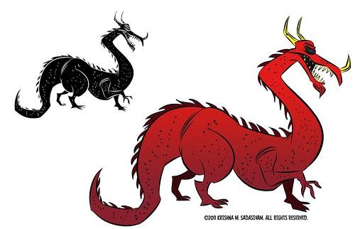 dragon process