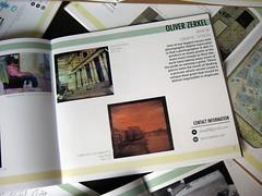 BLIXT Letterpress Book - 2011 Art Department Annual