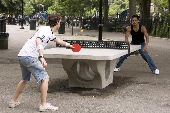 Ping Pong, Tompkins Square Park