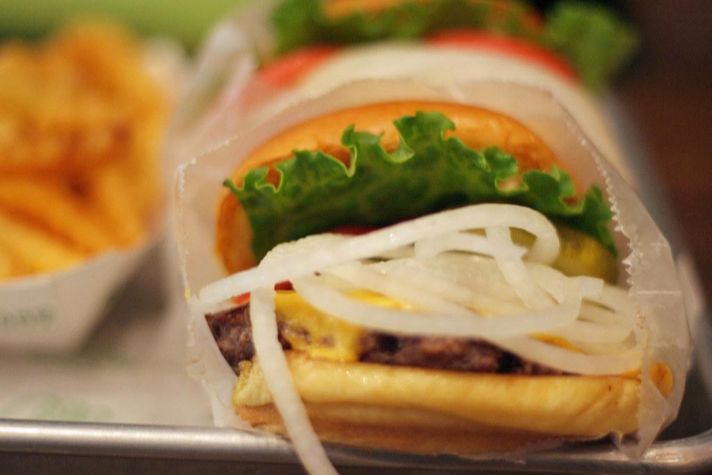 the shake burger