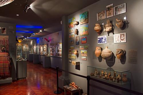 Pajcha, Museo the Arte Etnico Americano