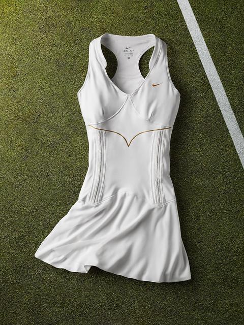 Wimbledon 2011: Maria Sharapova Nike Outfit