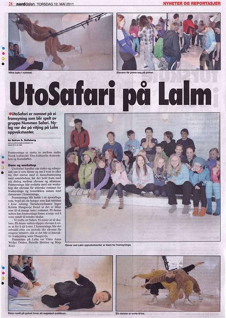 Utklipp Nordalen UtoSafari