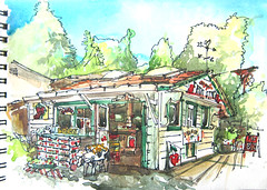 Cornucopia Fruit Stand, Los Gatos, California (suhita1) Tags: fruitstand losgatos