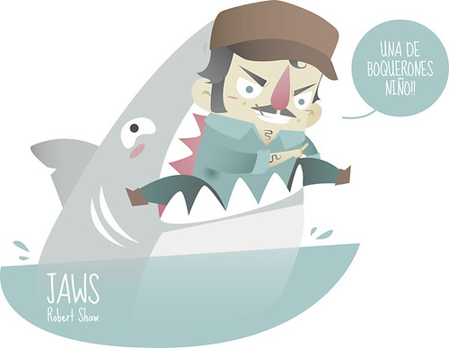 Jaws by ideasconalas