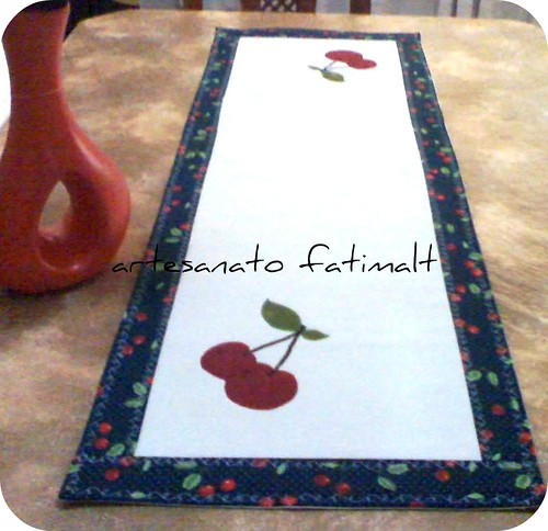 Trilho de mesa by fatimalt