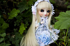 Lilyo , little princess (Rainbow Magical Orchestra ) Tags: make up doll princess full fairy planning groove pullip custom beau jun mignon poupe kirsche azazelle