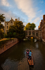 IMG_6365 (matt_tsim) Tags: bridge cambridge building college architecture river stjohns punting sighs