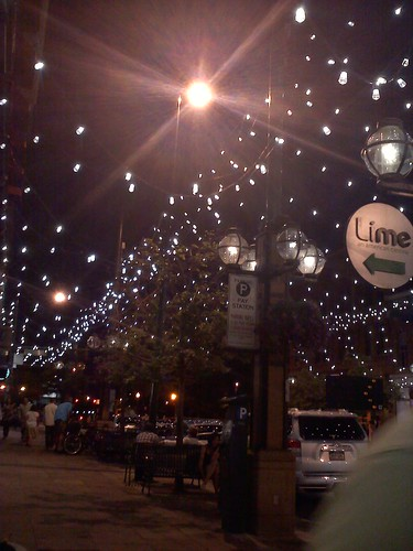 Larimer Square Lights