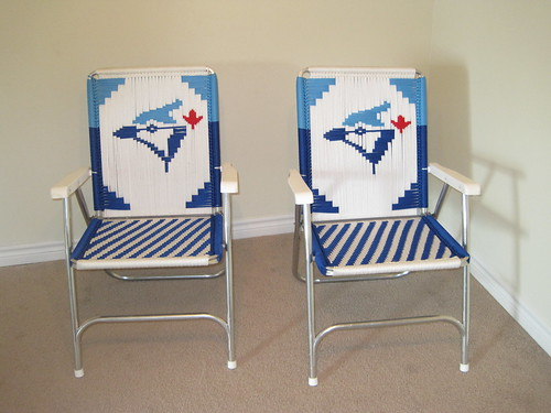 Blue Jays Chairs
