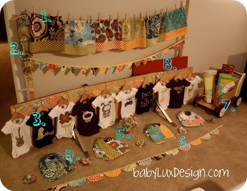blogged-baby lux design display