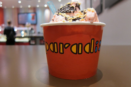 Paradis: Gelato with Sprinkles