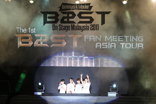 B2ST On Stage Malaysia 2011