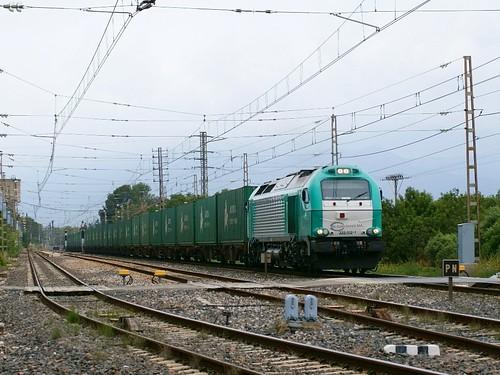 Euro Cargo Rail 335.012 Mont-Roig del Camp