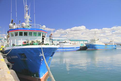 iceland reykjavík fishingtrawler faxaflóahafnir