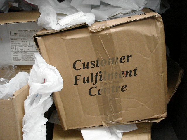 Customer Fulfilment Centre