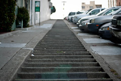 Taylor Street Steps (freach) Tags: sanfrancisco jon freach
